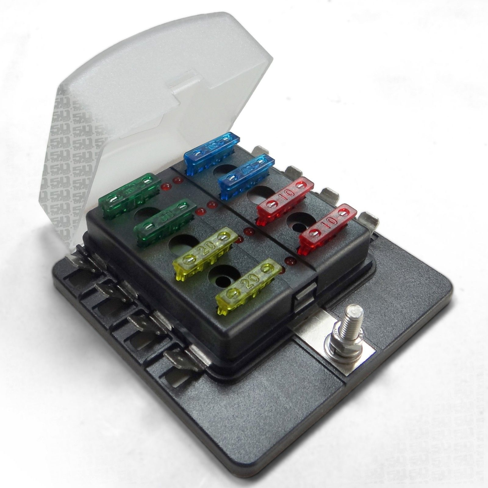 Painless Fuse Boxes Auto Electrical Wiring Diagram Box Cover